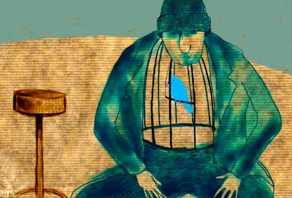 """Чарльз Буковски: """"Синяя птица"""""""