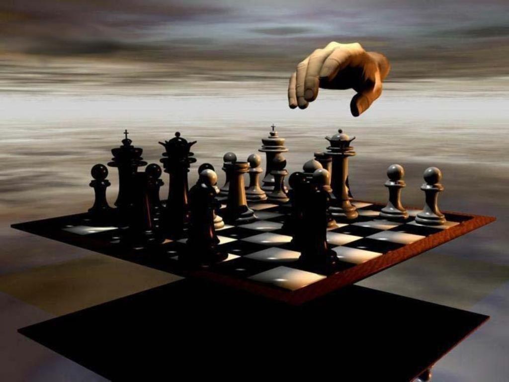 Сыграть в шахматы с жизнью